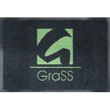 Автоковрик ворсовый для клиентов GRASS