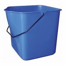Ведро 23л для двойной уборочной тележки на 46л, синее