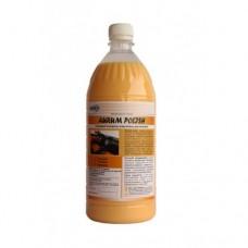 Глянцевый полироль-очиститель пластика  PROFF-AUTO