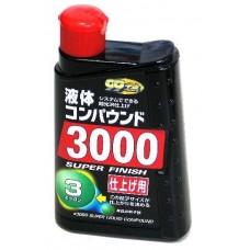Полироль абразивная жидкая «Liquid Compound 3000»
